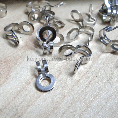 Metal Ball beaded chain connector for ball chain end link connector