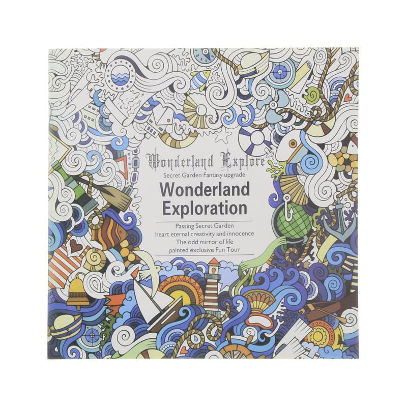 24 páginas Mandalas de libro para colorear para los niños adultos ...