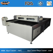 MC 1530 super quality realible price laser cutter with metal following head