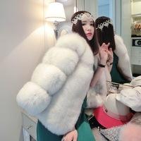 2016 new arrival latest coat design for women winter wear vintage faux fur coat