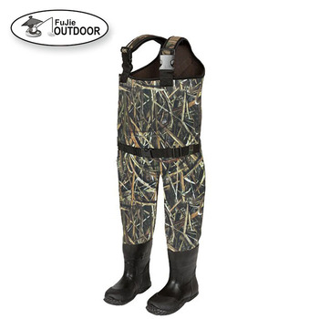 Children Neoprene Fishing & Playground Chest Waders