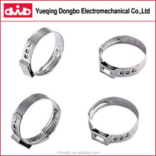 Crimp Ring Heavy Duty Car Usage Circular Tightening Clamp