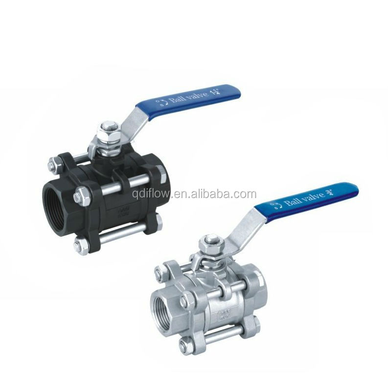 ss stainless steel ball valve