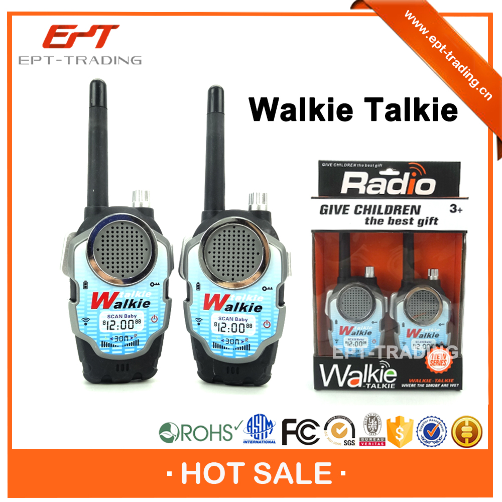 Brand new kids electronic walkie talkie toy for sale
