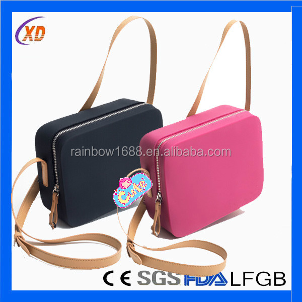 The New Silicone bag / Shoulder Bags/silicone Bag in China