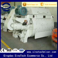 1 m3/batch china small concrete mixer sales at competitive price