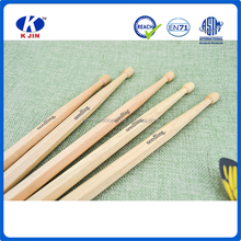 eco-friendly drumstick modelling promotion wooden ballpoint pen for kids