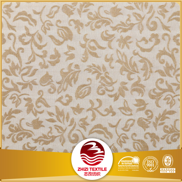 Export to Japan and Chile of 100% polyester jacquard fabric shower curtain