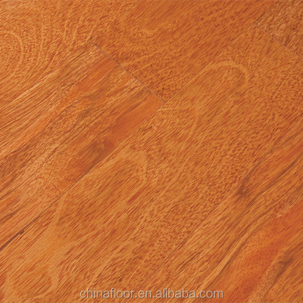 prefinished classic natural color Brazilian Jatoba solid wood flooring
