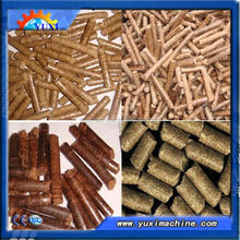 2016 wood sawdust pellet machine/biomass wood pellet extruder machine/Alfalfa mini wood pellet making machine export
