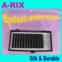 J B C D L curl Synthetic Mink Lash Extension 12 LINES lash Synthetic eyelash extension so hot sale and popular eye lash 1017