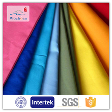 Plain Weave Pigment Color Dyed TC Polyester Cotton Blend Workwear Pants Lining Pocketing Textile Fabrics