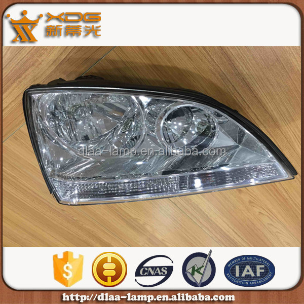 car accessories,auto parts,auto head lamp for SORENT'05