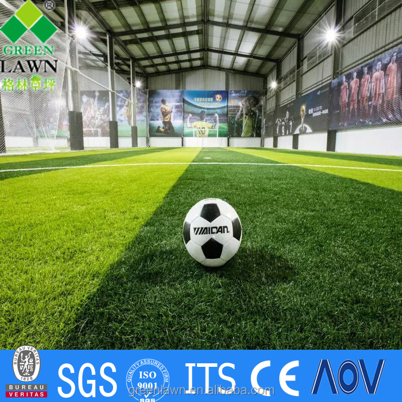 New products anti UV grass artificial synthetic grass for soccer football field