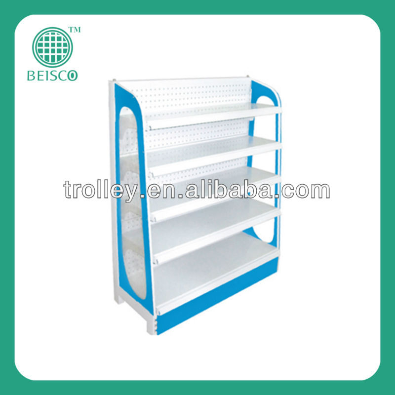 Hot Sale Supermarket Display Shelving Chewing Gum Shelf Before Checkout Counter JS-SSN32