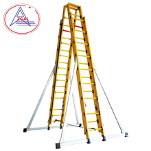 Factory Price Double Frp Extension Ladder