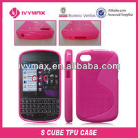 Q10 tpu case for blackberry mobile phone parts