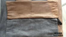 suede microfiber leather bag for ipad iphone cellphone