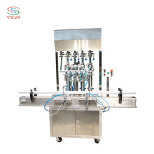 Automatic honey jar filling machine line with capping machine