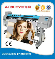Audley DX5 head 1.8m Eco solvent printer and Cutter plotter ADL-A1951