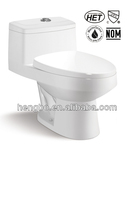STOCK ! SPECIAL PRICE ! Water-sense Elongated Siphonic One-piece toilet 214