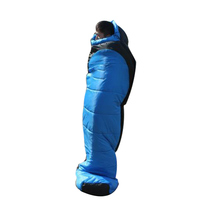 2017 Polyester 220*80*50 cm mummy sleeping bag