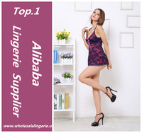 Lace super sexy hot babydoll hot sex women pictures short nighty dress