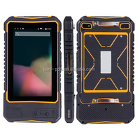 android 3G GPS WIFI RFID Rugged tablet pc with fingerprint reader