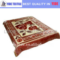 Top quality oem zhejiang well sale best price superior quality wholesale korean blanket