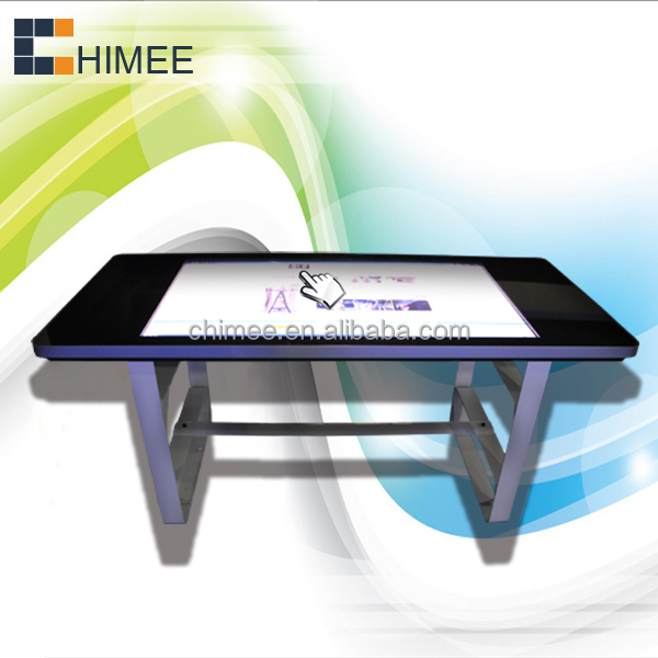 47inch touch screen table pc/ multi touch pc/ water proof table computer