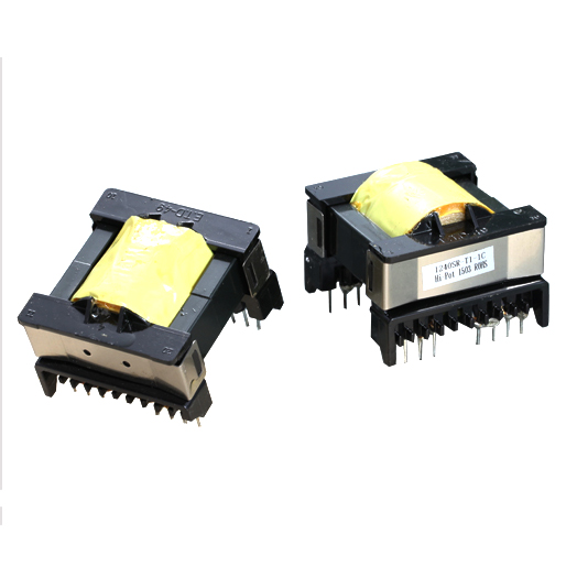 ETD34 380v to 220v 3 phase high frequency power transformer for dc dc converter