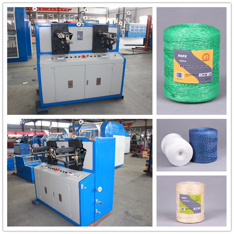 Automatic Winding Machine/spool Rope Winder: ropenet15@ropenet.com