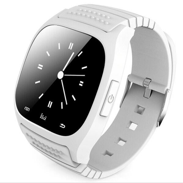 New sport Bluetooth Smart Watch luxury wristwatch M26 smartwatch with Dial SMS Remind Pedometer for Android Samsung xiaomi phone