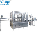 Monoblock Small capacity bottle washing filling capping plant /beverage bottling equipment/drink water production line