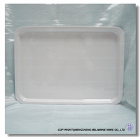 Food Grade Hospital Large Melamine Tray