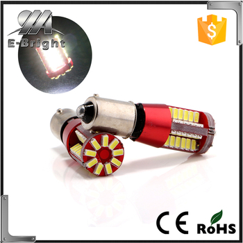 White Error Free Canbus Ba9s T4W W6W High Power 3014 LED with Lens Bulbs for Backup Parking Lights