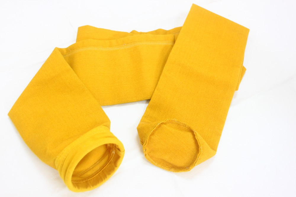 High temperature resistance P84 dust filter socks