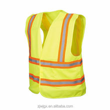 EN471/ISO 20471 Hi-vis Reflective Safety Vest