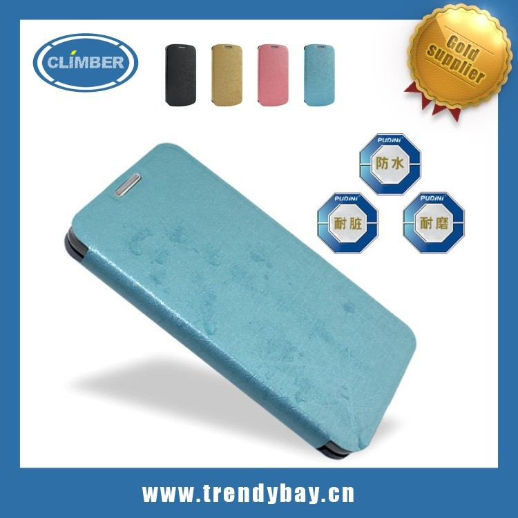 my alibaba accept paypal of Stand PU leather case for samsung galaxy e7