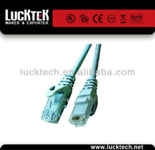 Lucktech cat5e patch cord stranded cable