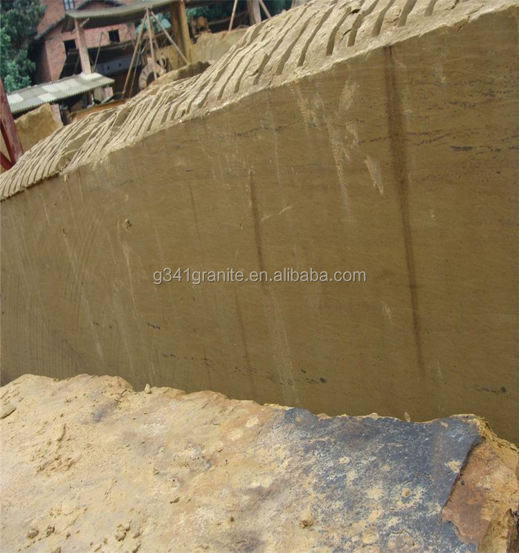 Cheap Yellow sandstone slate slabs for sale
