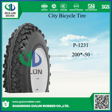 durable city bicycle tyre 200x50