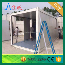 easy convinient assembled prefabricated container house hotel/kitchen/office
