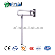 China Factory Hot Sale Safety Folding Up Plastic Assist Grab Bar