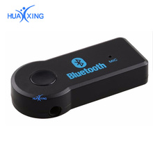 Wireless 3.5mm Car Bluetooth Music Receiver With Stereo Output Muti-media mobiphone Bluetooth headphone 3.0