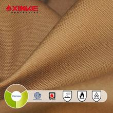 Flame Retardant Cotton Canvas fabric