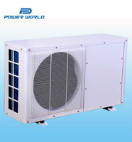 Household Machine Air to Water Heat Pump Water Heater for 55 to 60 DegC Residential Hot Water