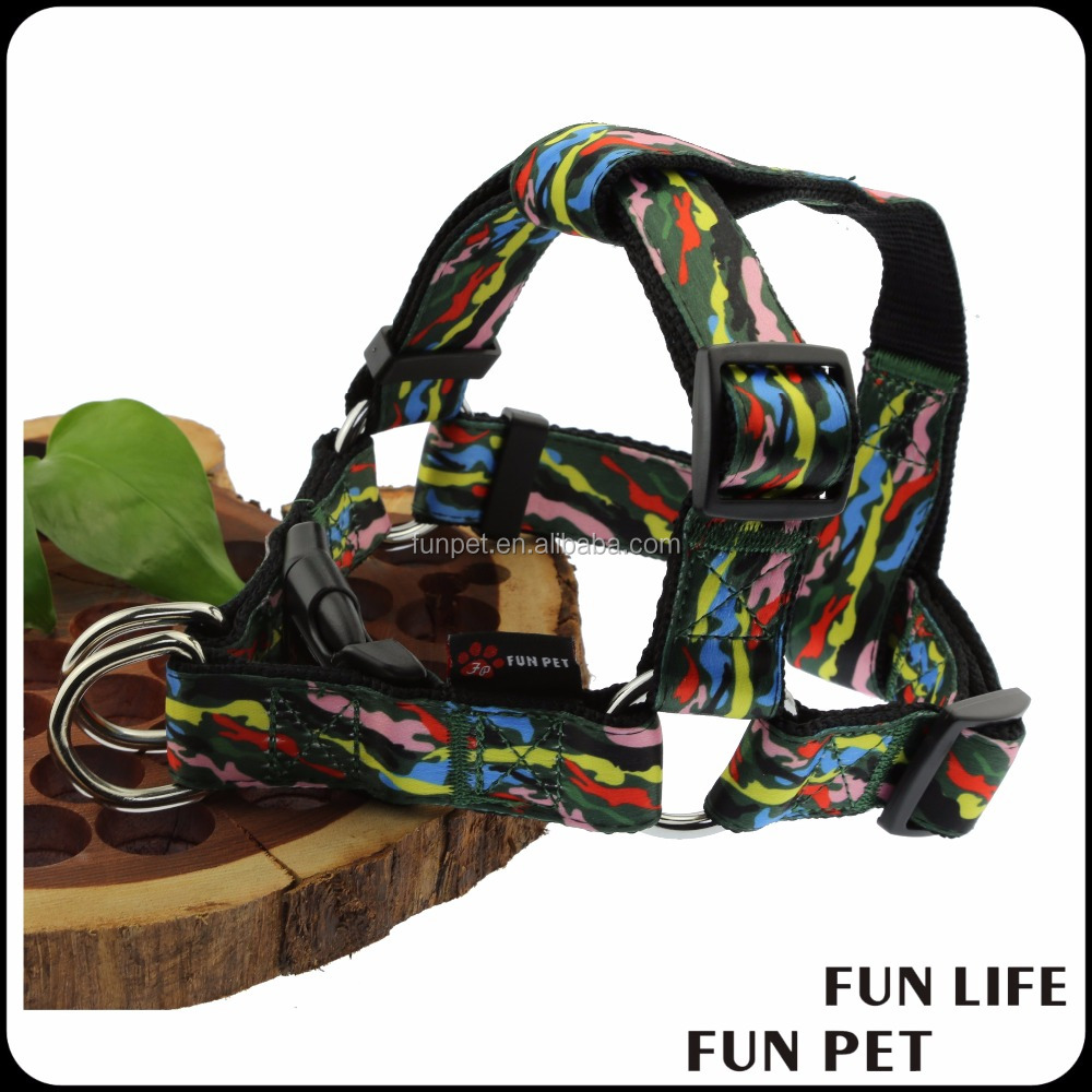 high quality Dogs walking training harness leash leader