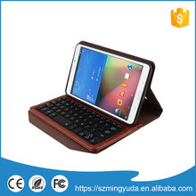 Reliable and cheap 7.0 tablet leather case with keyboard
