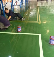 CAR PARKING FLOOR PAINT LIQUID PLASTIC FLOOR COATING STUCCO PAINT